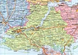 В Херсонской области подтоплены свыше 1300 частных домов