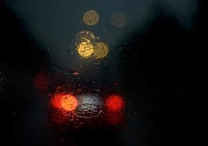 В Киеве произошло ДТП с участием пяти автомобилей