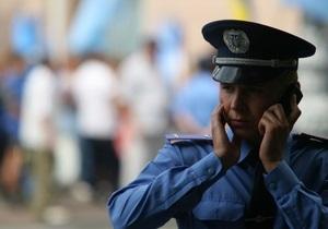 Из-за угрозы терактов милицию в Донецкой области перевели на усиленный режим