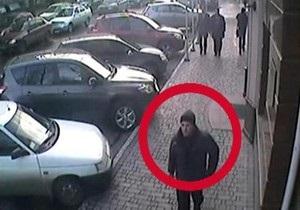 Опубликовано видео с подозреваемым в покушении на экс-прокурора Харьковской области