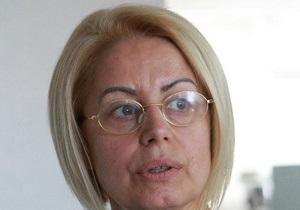 Герман рассказала, почему не может конкурировать с Тимошенко
