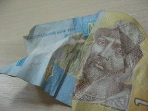 Размер невыплаченных зарплат в Украине увеличился до полтора миллиарда гривен