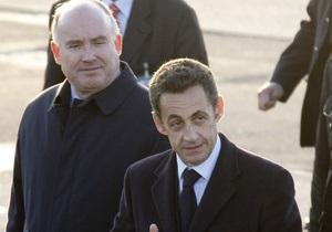 Саркози станет первым мировым лидером, посетившим Японию после землетрясения
