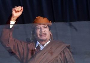 Медведев запретил семье Каддафи въезжать в Россию