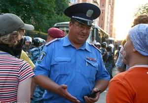 Умер подполковник МВД, который руководил киевской милицией во время акций протеста