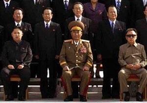 В КНДР опубликовано первое официальное фото возможного преемника Ким Чен Ира