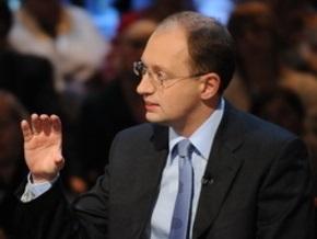 Яценюк не намерен возглавлять МИД: он уже там был