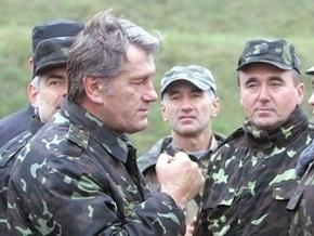 Секретариат Ющенко консультируется с депутатами по кандидатуре министра обороны