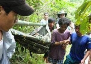 Два вьетнамца прятались в джунглях со времен войны