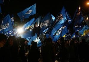 В 2012 году ПР заработала в 12 раз больше Свободы. Анализ источников доходов украинских партий