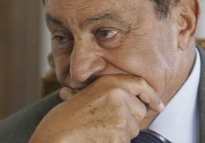Мубарак: Если я уйду в отставку сегодня, то наступит хаос