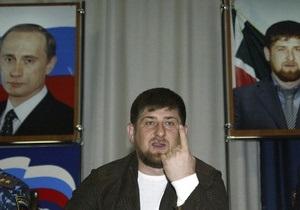Кадыров не намерен заниматься политикой на федеральном уровне