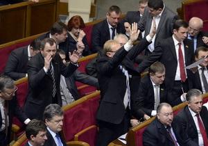 Рада - выборы мэра Киева - Рада приняла решение о выборах в Киеве в первом чтении