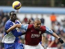 Премьер-лига: Астон Вилла не смогла переиграть Блэкберн