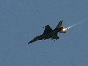 Истребитель ВВС Южной Кореи упал в Желтое море