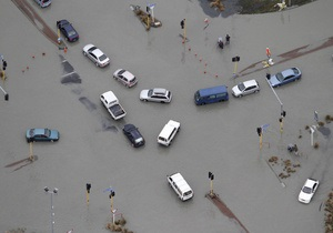 Ущерб от землетрясения в Новой Зеландии оценили в $12 млрд