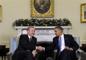 Обама пригрозил Турции сворачиванием военного сотрудничества из-за поддержки Ирана