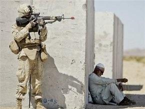 Войска НАТО уничтожили в Афганистане группу боевиков Талибана