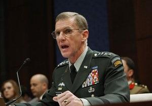 Командующий НАТО в Афганистане выступил за переговоры с Талибаном