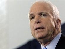 Маккейн: Россия блокирует жесткие санкции против Ирана в СБ ООН