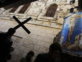 Сегодня православные отмечают Вербное воскресенье