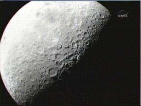 Американцы успешно провели бомбардировку Луны