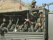 На юго-востоке Турции идут бои между турецкой армией и курдскими боевиками