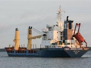 СМИ: Arctic Sea передал свои координаты