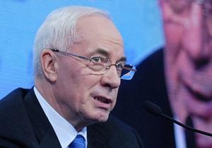 Азаров: Особенно удивительны результаты голосования в мажоритарных округах Киева