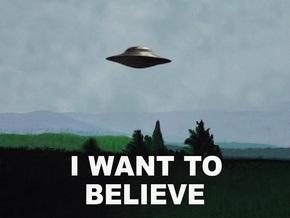 Власти Британии обнародовали 800 новых случаев наблюдения за НЛО