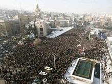 Акция протеста в Тбилиси завершена, но оппозиция не сдается