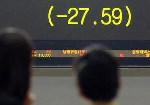Рынки: Украинские игроки не выдержали напора негатива