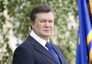 Янукович в Астане открыл торгово-развлекательный комплекс