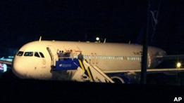 Турция конфисковала груз сирийского самолета из Москвы