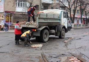 За ремонт украинских дорог возьмутся турки - прасолов - укравтодор