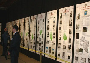 Милиция изложила свою версию конфликта на выставке Польские и еврейские жертвы ОУН-УПА
