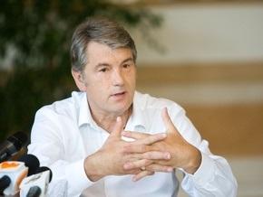Ющенко: Я политик самодостаточный, я иду в президенты