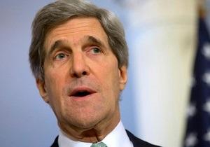 Американцы имеют право быть глупыми . Новый госсекретарь США  обнаружил  несуществующую страну Кырзахстан