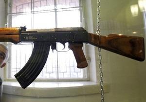 В Одесской области задержали мужчину с автоматом и гранатой