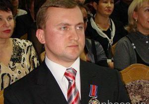 Янукович наградил медалью мэра, арестованного по подозрению во взяточничестве