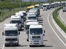 Дальнобойщики перекрыли границу Испании с Францией