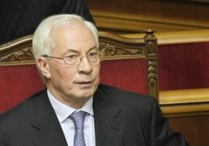 Нардепы определили сроки принятия бюджета-2011. В Раду прибыл Азаров