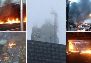 Пилот разбившегося вертолета в Лондоне выжил в аналогичном происшествии 15 лет назад