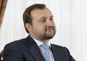 Азаров об Арбузове: Плох тот первый вице-премьер, который не хочет стать премьером
