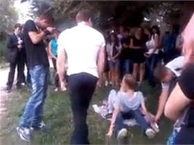 Первокурсников Таврического университета заставили инсценировать половой акт
