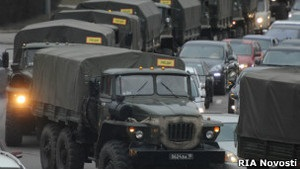 Власти РФ не говорят, будут ли войска в Москве в субботу