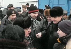 Донецкий губернатор в ответ на просьбу ответить по-украински послал собеседника в Ивано-Франковск