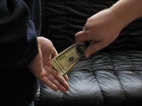 Заммэра Бердянска задержан при получении взятки в размере $80 тыс.