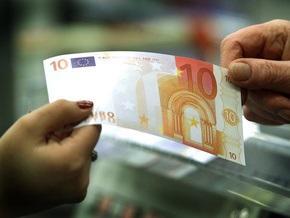 Евро на межбанке перевалил за 14 гривен