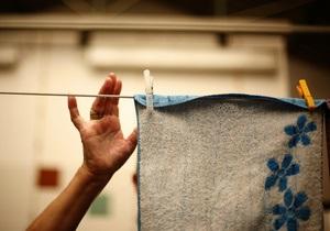 Деликатная стирка белья опасна для здоровья - The Daily Mail